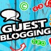 Guest blogging etiquettes that are meant to be followed!