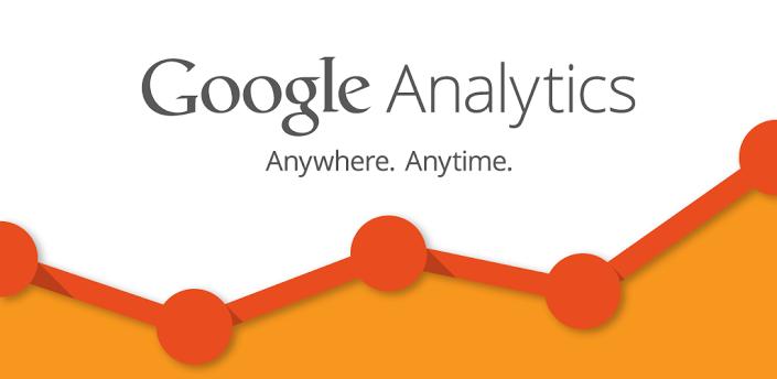 Track your website progress using Google Analytics
