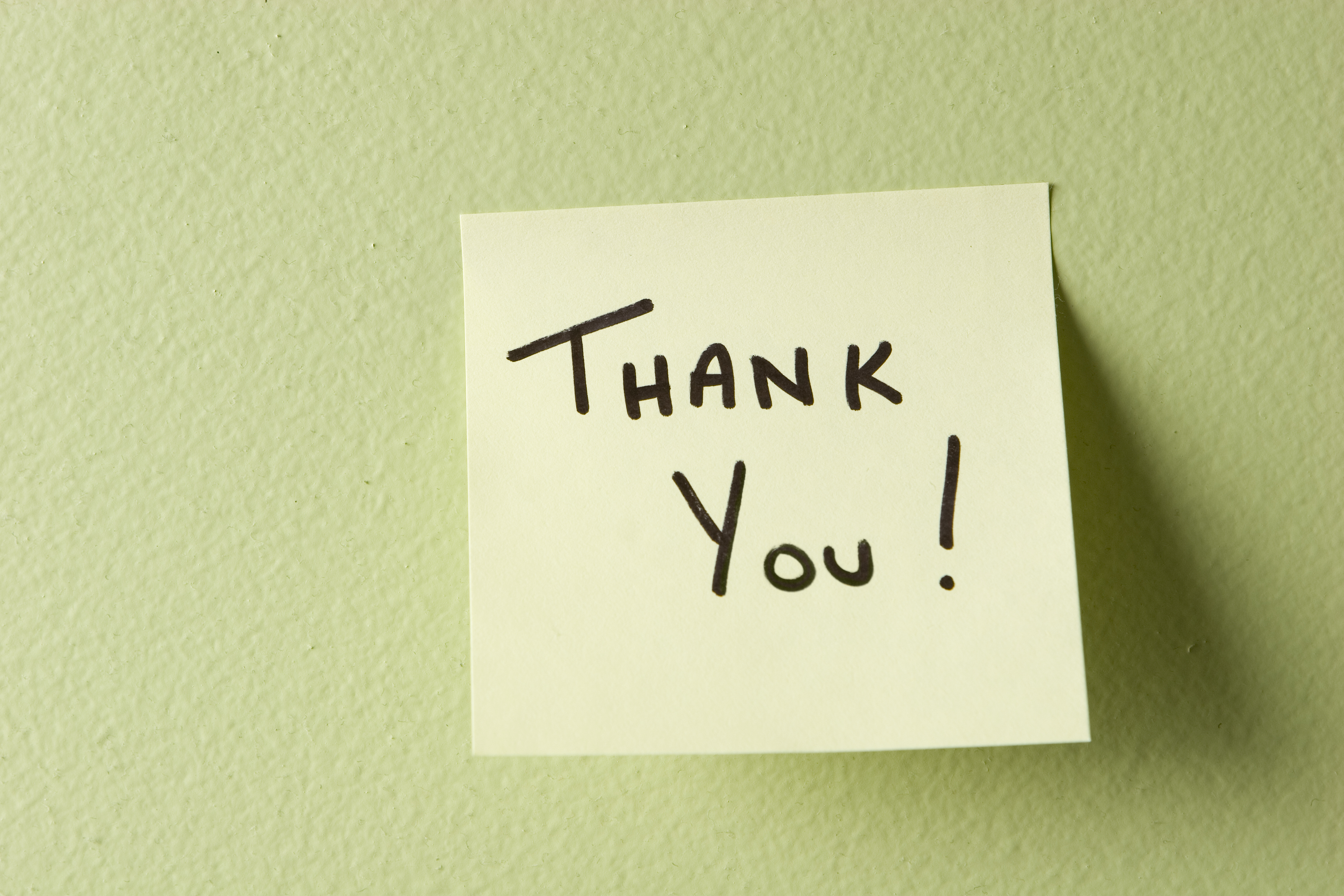 Do you regularly express your gratitude to your customers? You should!