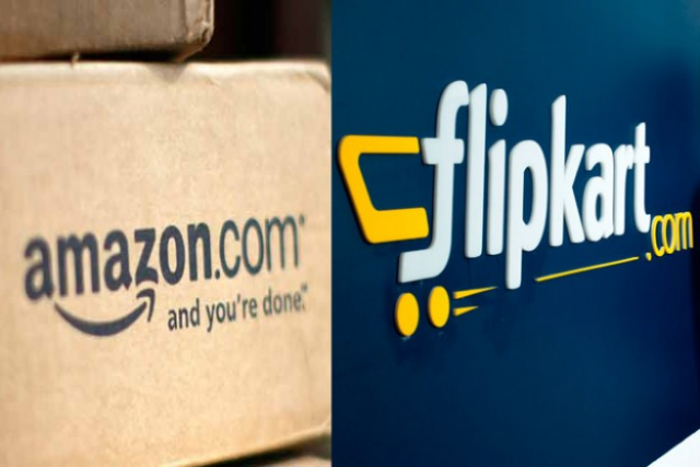 5e48c7120f Will Amazon Be Able to Dethrone Flipkart  It May!