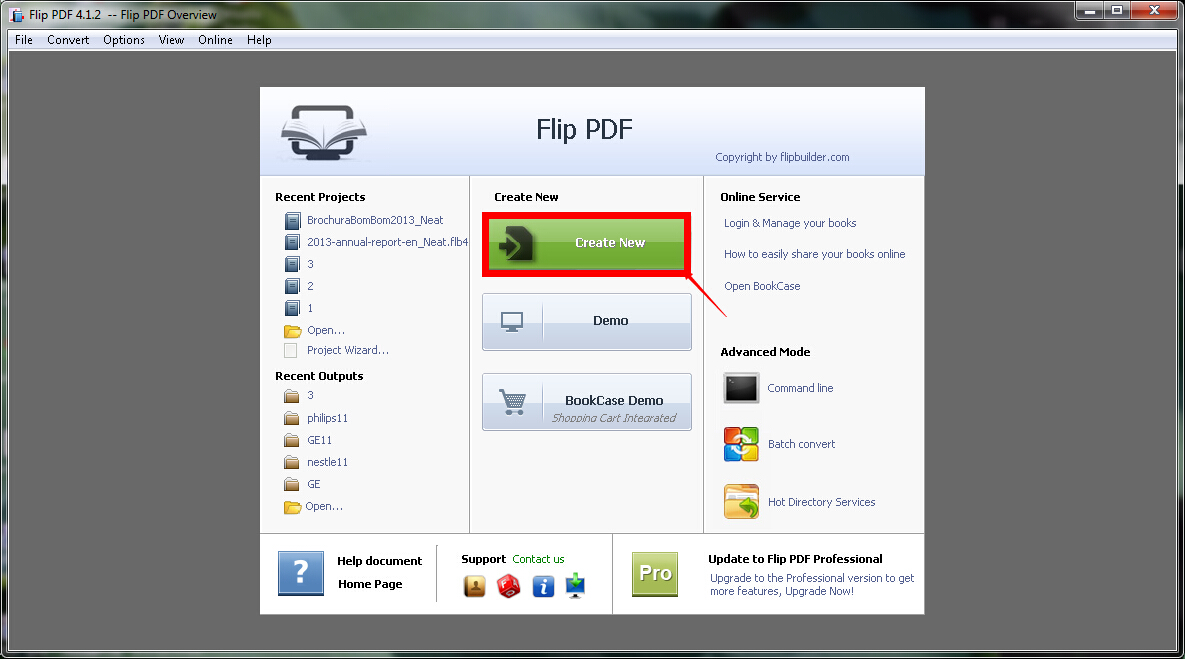 how to search content in pdf files