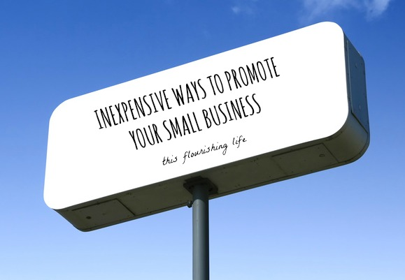 The 5 most important ways to promote your small business online.
