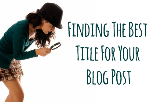 Best blog title generator tools to create the perfect title: III