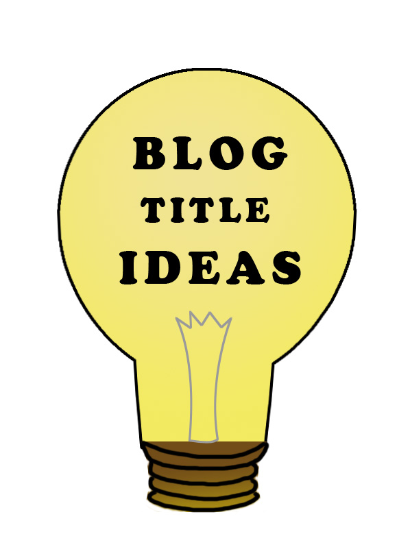 Secrets to write a catchy blog title: II