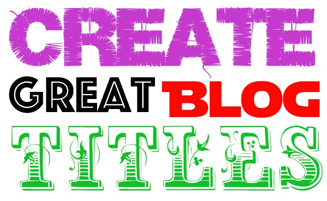 Secrets to write a catchy blog title: III