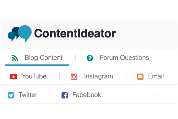 ContentIdeator