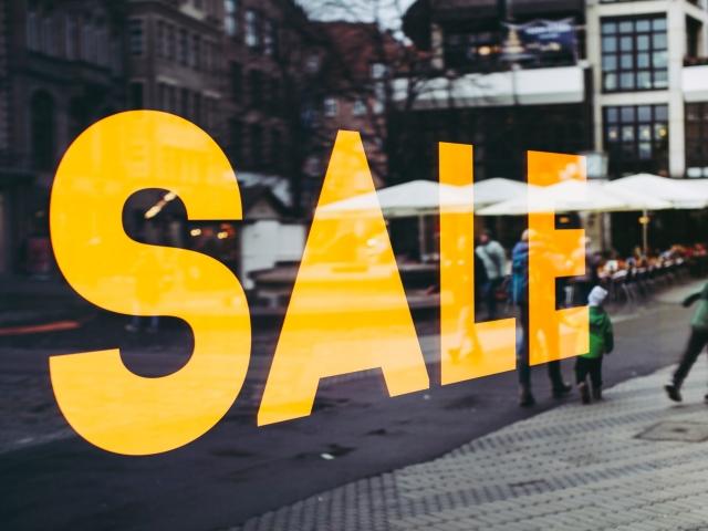 Increased sales