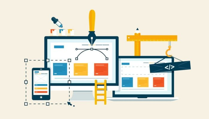 What are frameworks for web development?