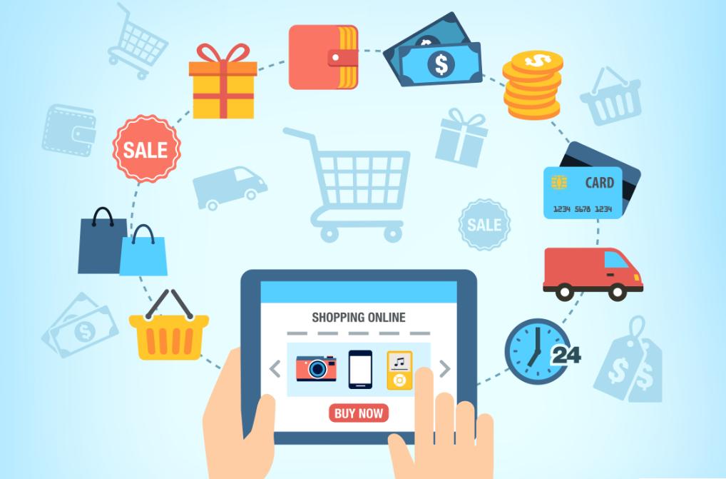 Top 4 ecommerce website builders