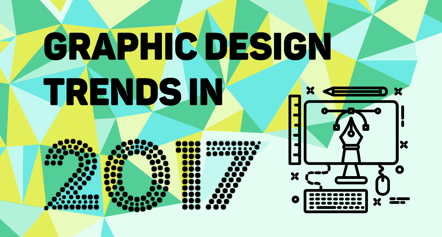 Hottest graphic design trends you need to be aware of!