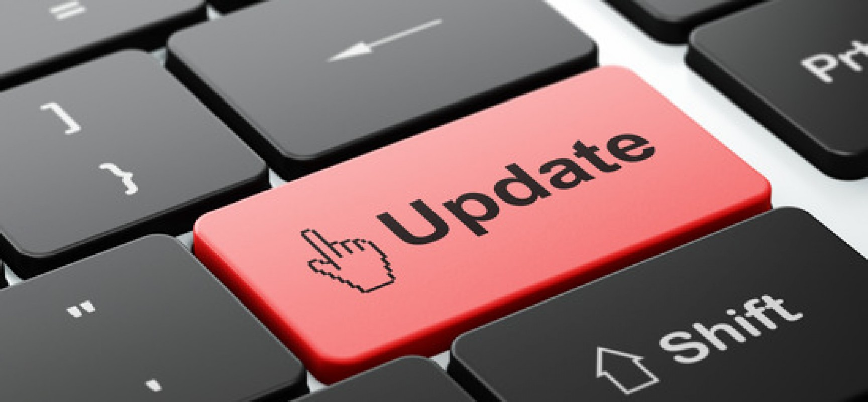 Why is it so important to have an updated website?