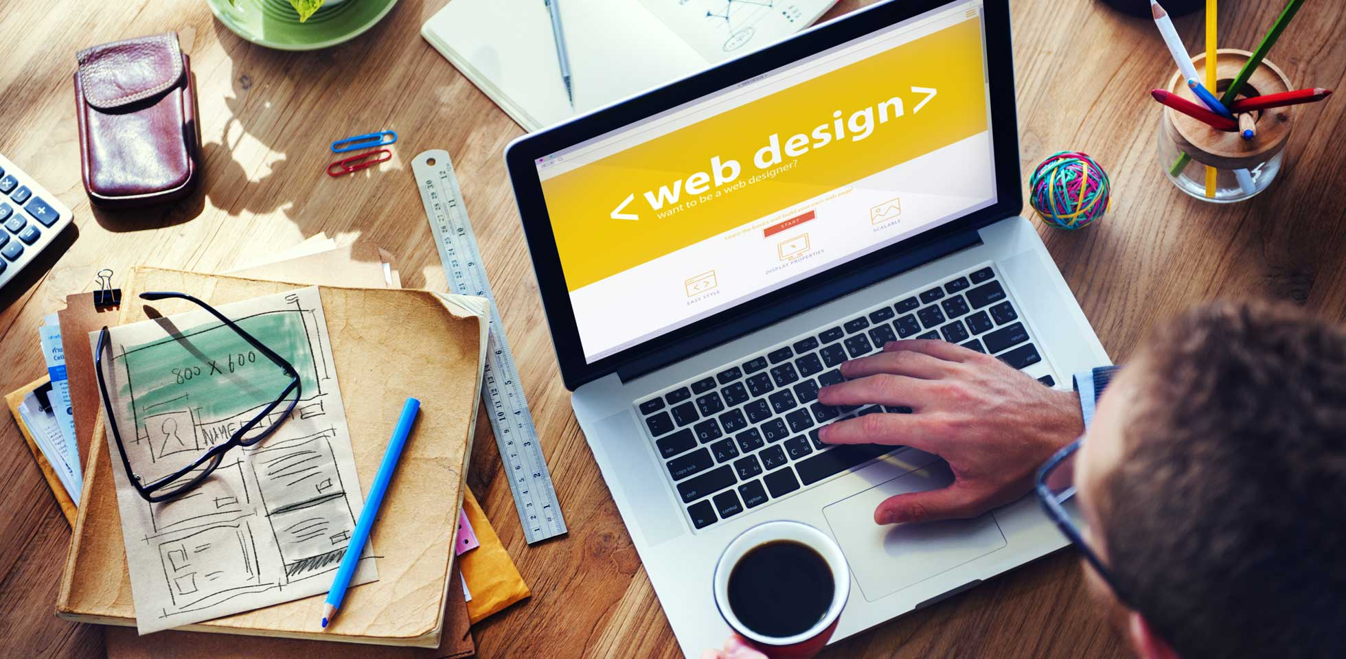 All that is needed to be a great website designer