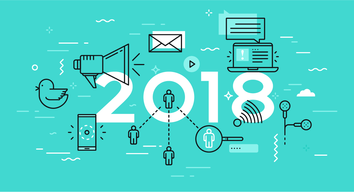 All that the content marketers should be doing in 2018!