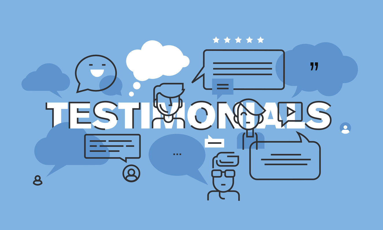Here's how your website can benefit from customer testimonials