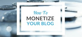 5 blog monetization strategies that work but you aren't paying attention to.- Part I