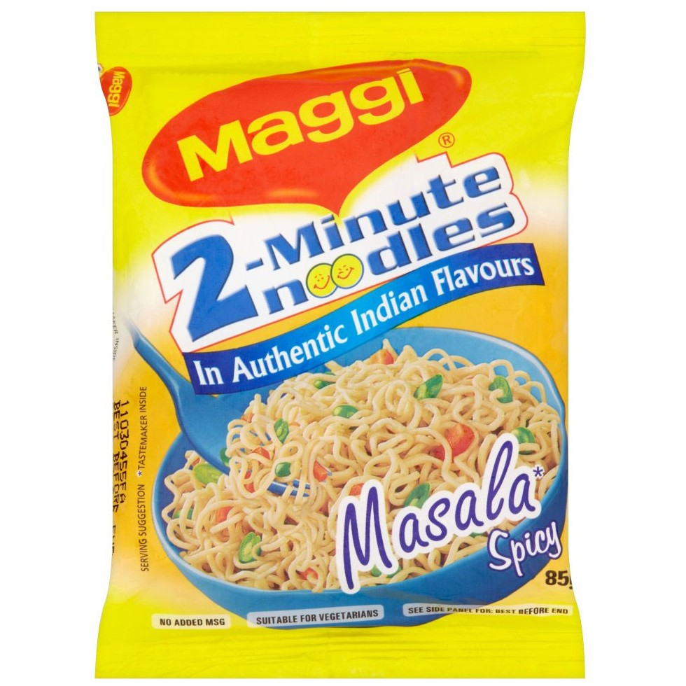 Three Indian States have found Maggi to be safe for Consumption
