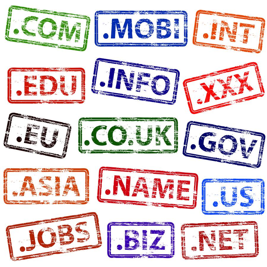 Generic Top Level Domains have nothing to do with rankings