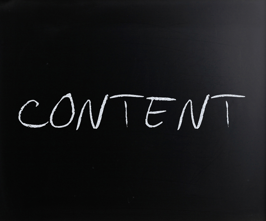 Is the Content of your website Exceptional? It should be!