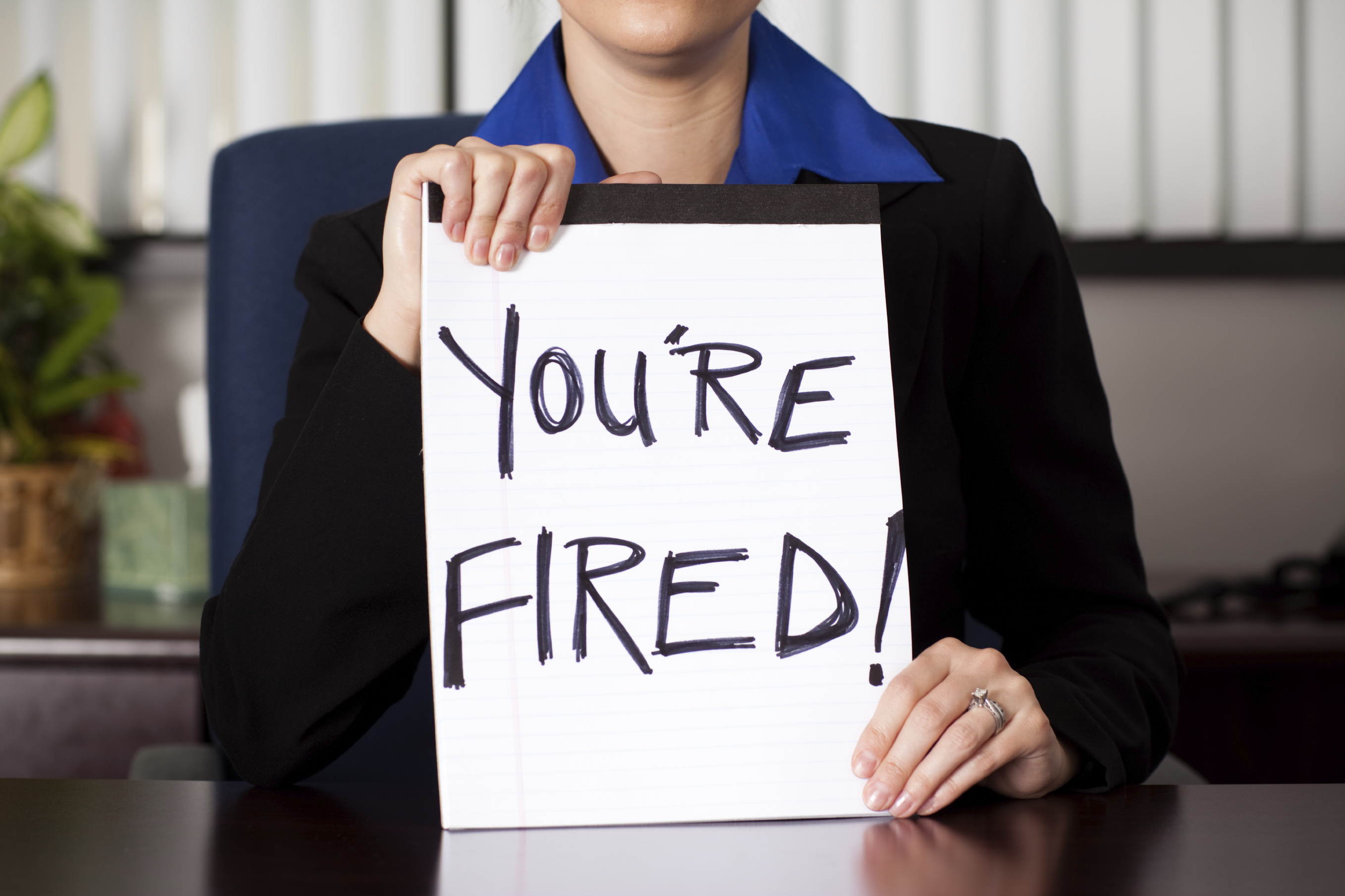 Why should you refrain from Terminating your employees?