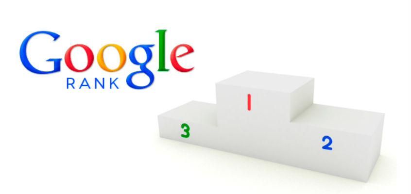 Want Google to Rank Your Website on the First page? Read on!