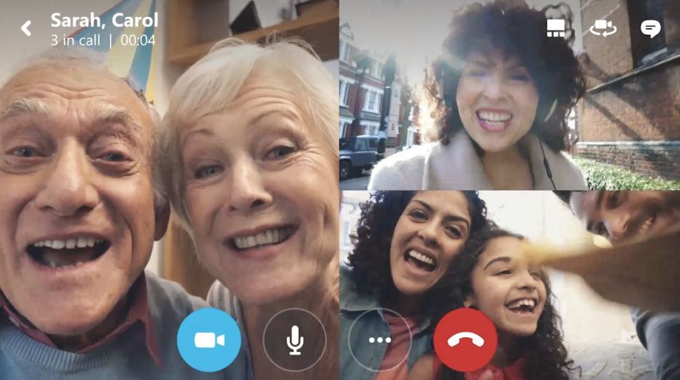 Skype group video calling-970-80