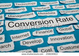 Why conversion rate is a horrible metric to focus on? – Part I