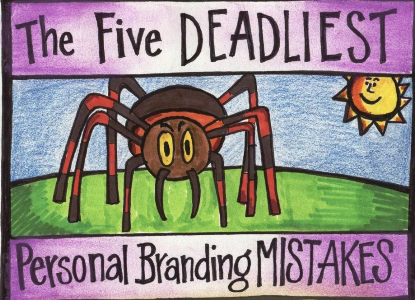 5 reasons you shouldn't do your own company branding – Part I