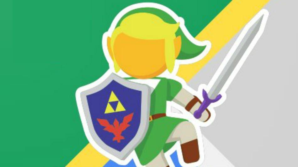 Google maps just added an incredible 'Legeng of Zelda' Easter egg.