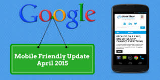 Search update impact on SEO and content strategies : Mobile updates