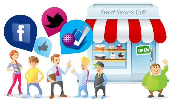 Use social media to increase your sales.- Part I