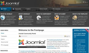 25 Bootstrap-based Joomla themes – Part I