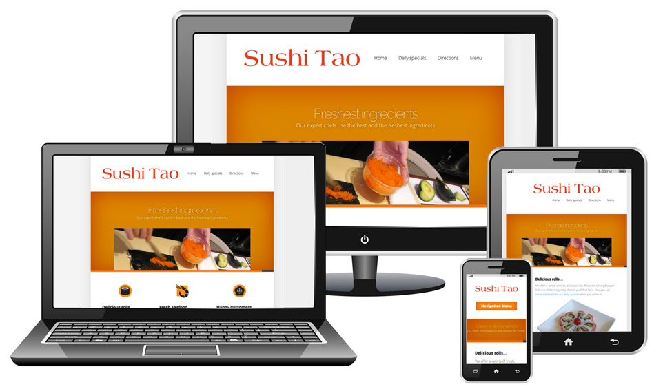 5 reasons you need a responsive website design – Part II