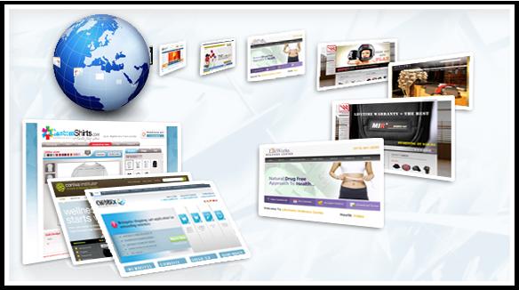 Latest trends in website design : II