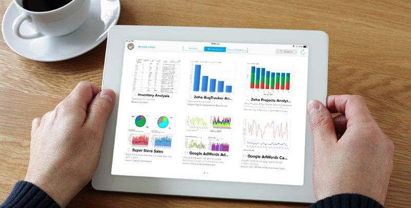 Best self service business intelligence tools: III