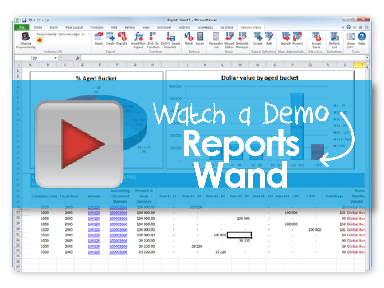 Reports wand