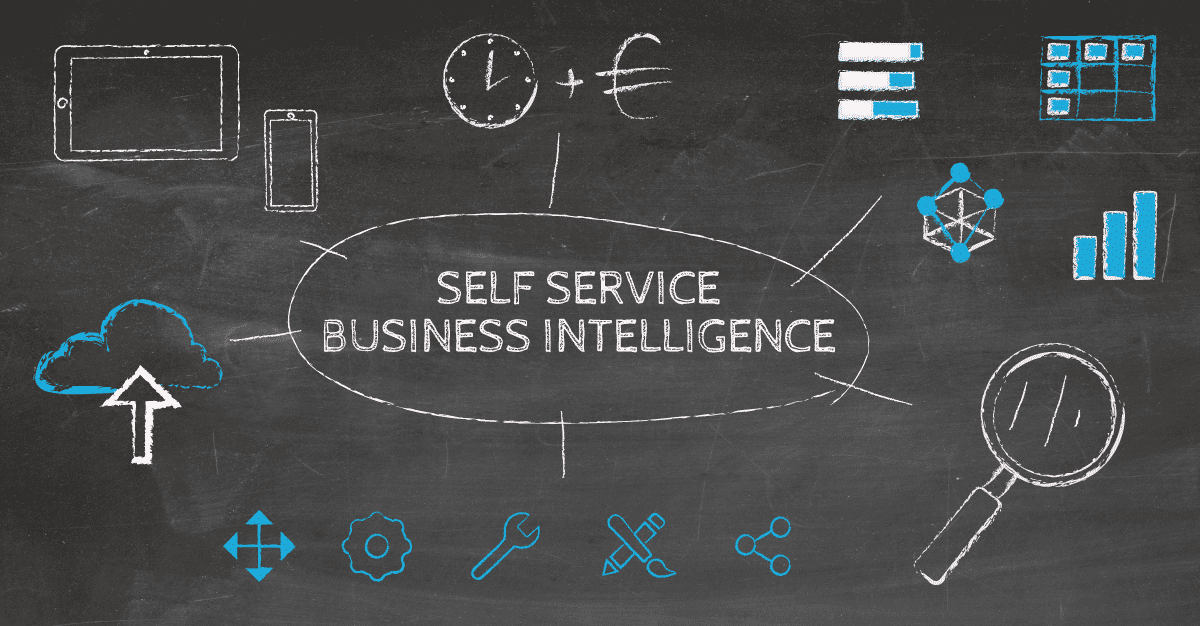 Best self service business intelligence tools: IX