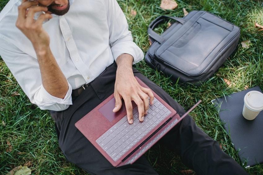 Blog promotion through ebook