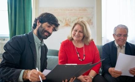Interaction through forums