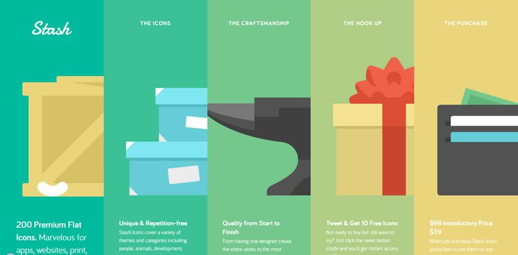 What Is A Flat Web Design
