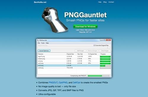 PNGGauntlet
