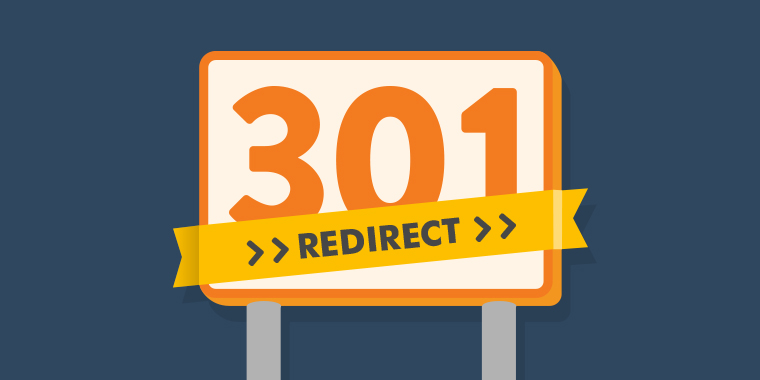 When should you use a 301 redirect?