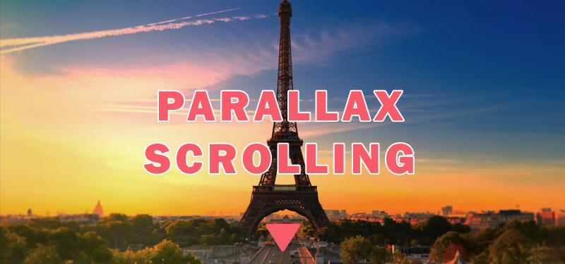 Here's why you should opt for parallax scrolling web design