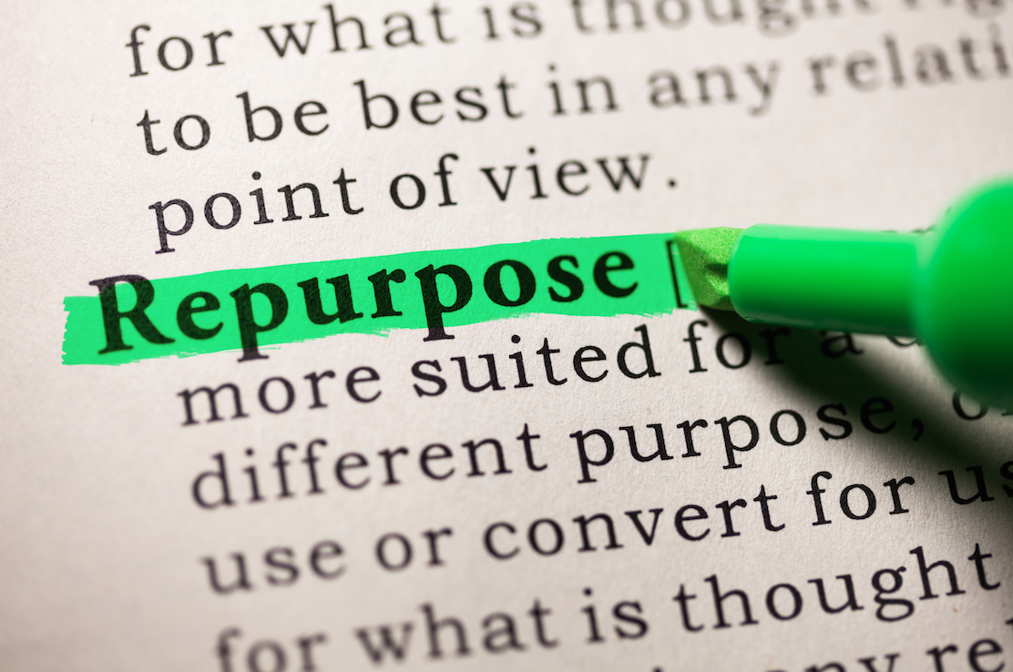 Re purposing your content: Here's how you can!