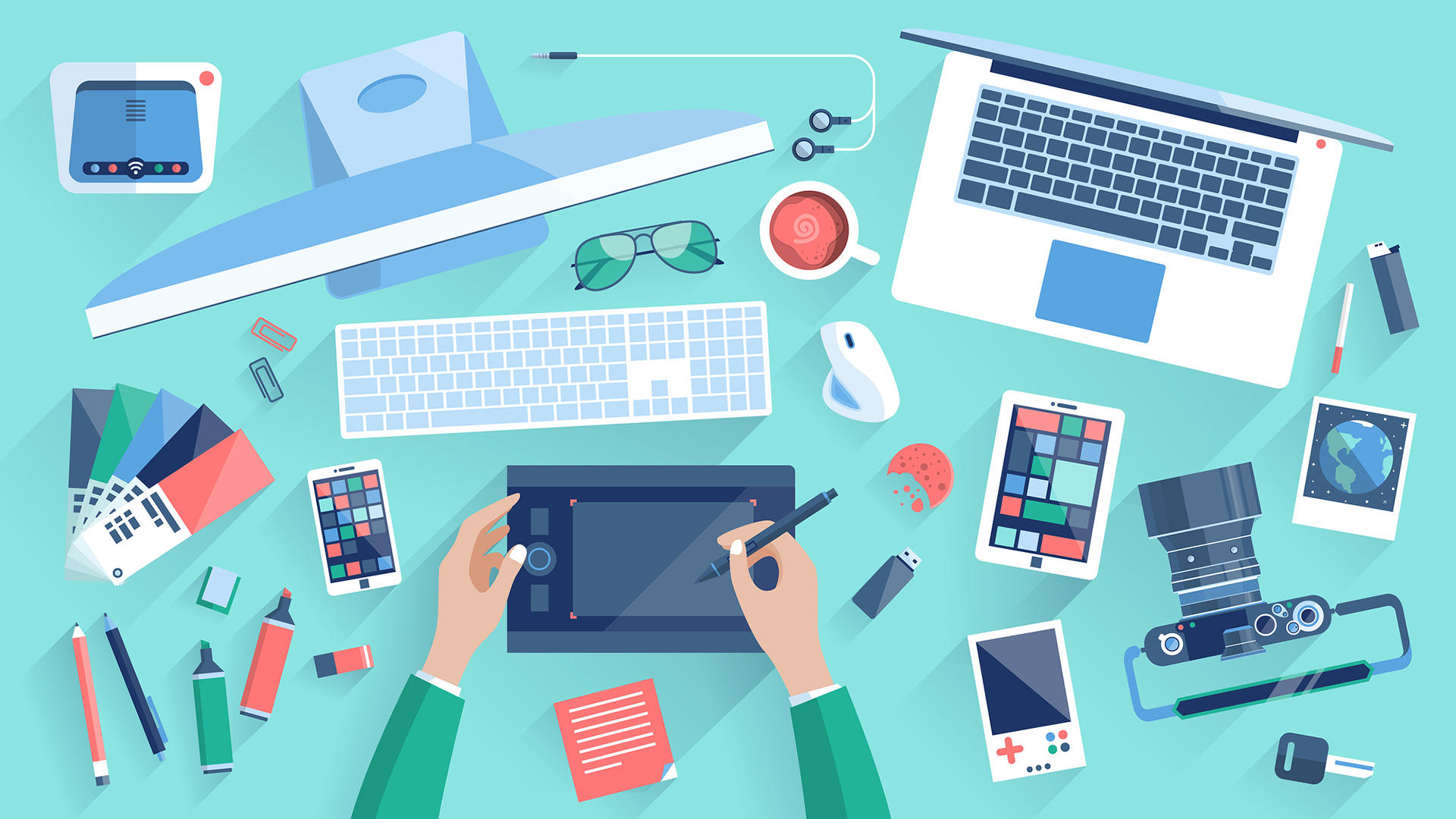 Reasons why you should hire a professional website designer