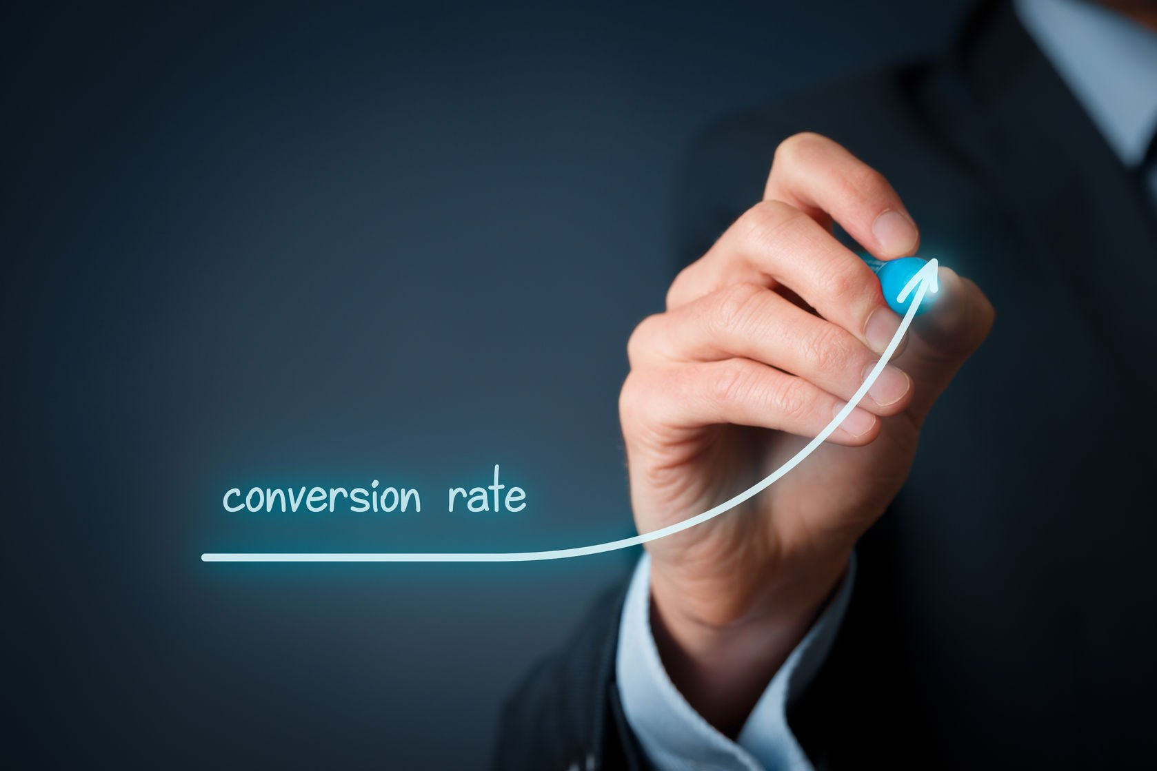 Website conversion: Here's how you can cleverly boost it!