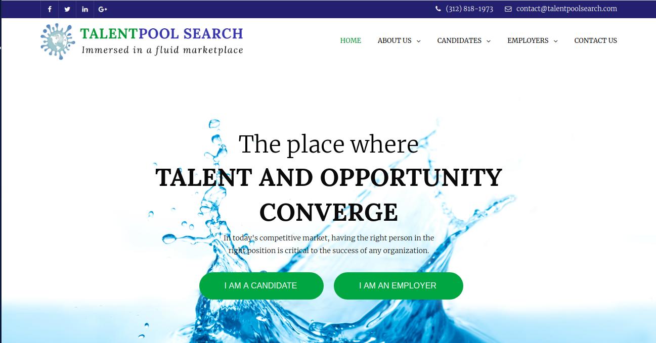 TalentPool Search